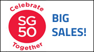 SG50 triple offers promotion
